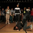 Bboy P-Nut getting down!