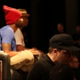 The judges Bboy Kuriouz, Domkey and Free