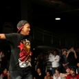 Bboy prelim battles taking place