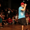Bboy Moy in the prelims