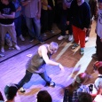 Bboy Miniboj in the cyphers!