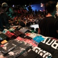 View from the Bboy Spot booth