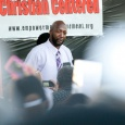 Trayvon's father speaking - Justice for Trayvon