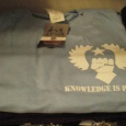 Knowledge is Power Tee  - The Bboy Spot Beginnings