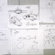 Spen1's outline of the craft - Biggest &amp; Baddest's Red Bull Flugtag adventure