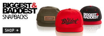 New Spring B&B Snapbacks!