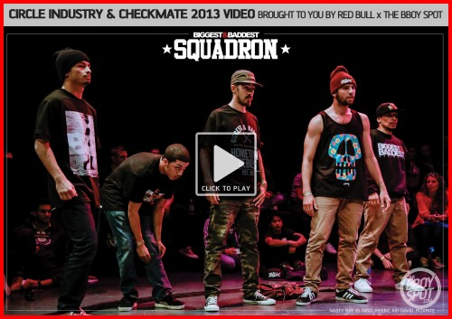 Circle Industry & Checkmate 2013