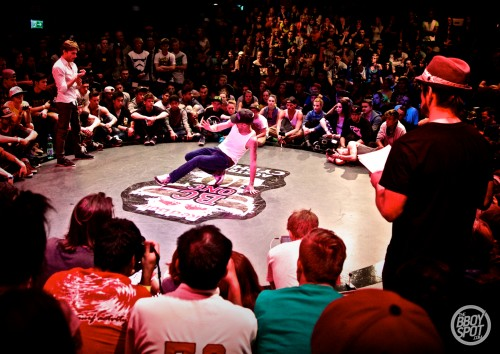 The Bboy Spot @ Circle Industry 2013_Red Bull BC One Cyppher