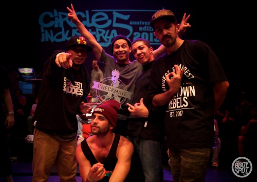 The Bboy Spot_The Squadron CheckMate Winners