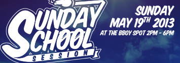 Sunday School Session - May 19th!