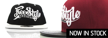 Freestyle Session Snapbacks - Now Available