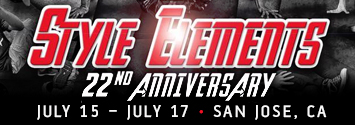 Style Elements 22nd Year Anniversary