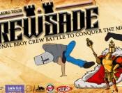Crewsade Cover Photo